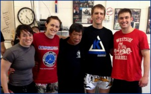 Kru John Kalenze heading up the Fargo Muay Thai kick boxing Team